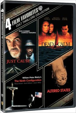 Cult Thrillers Collection: 4 Film Favorites
