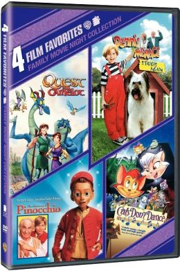 Family Movie Night Collection: 4 Film Favorites