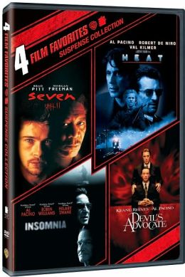 Suspense Collection: 4 Film Favorites
