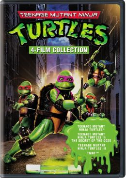 Teenage Mutant Ninja Turtles: 4 Film Favorites