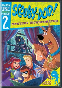Scooby-Doo! Mystery Incorporated: Season One, Vol. 2