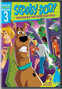 Scooby-Doo! Mystery Incorporated: Season One, Vol. 3