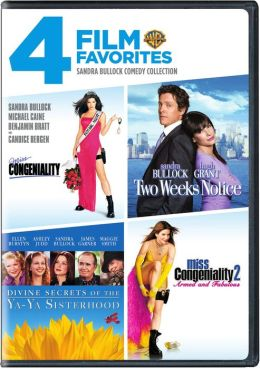 Sandra Bullock Collection: 4 Film Favorites