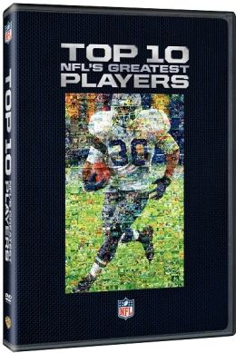 NFL: Top 10: NFL's Greatest Players