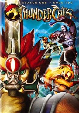Thundercats Season on Barnes   Noble   Thundercats  Season 1   Book 2 By Warner Home Video