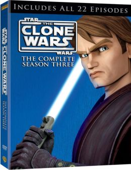 Star Wars: The Clone Wars - The Complete Season Three