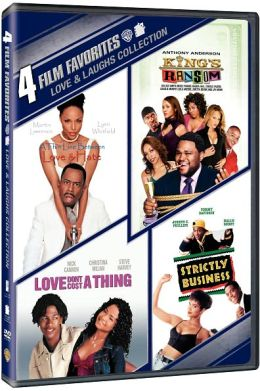 Love & Laughs Collection: 4 Film Favorites