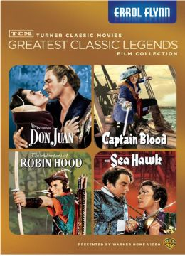 TCM Greatest Classic Films Legends Collection: Errol Flynn