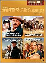 TCM Greatest Classic Films Legends Collection: John Ford Westerns