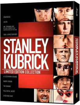 Stanley Kubrick: Limited Edition Collection
