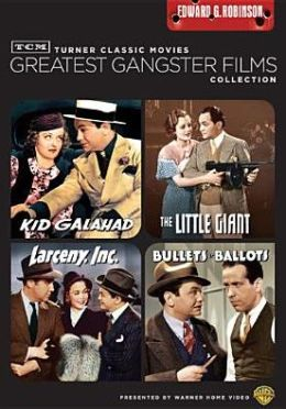 Tcm Greatest Gangster Films Collection: Edward G. Robinson