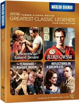 TCM Greatest Classic Films Legends Collection: Marlon Brando