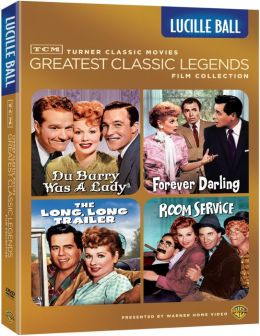 TCM Greatest Classic Films - Legends Collection: Lucille Ball