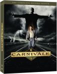 Video/DVD. Title: Carnivale: the Complete Second Season