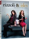 Video/DVD. Title: Rizzoli & Isles: The Complete First Season