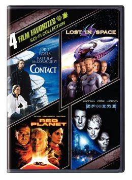 Sci-Fi Collection: 4 Film Favorites