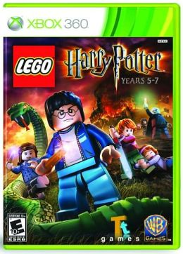 Lego Harry Potter Years 5-7 X360
