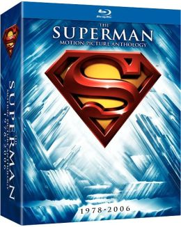 Superman: the Motion Picture Anthology 1978-2006