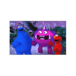 Sesame Street: Once Upon a Monster X360