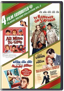 Classic Holiday Collection, Vol. 2: 4 Film Favorites