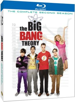 Big Bang Theory: the Complete Second Season