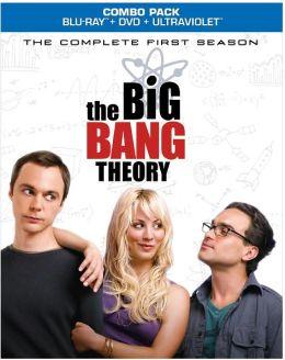 Big Bang Theory: the Complete First Season