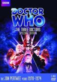 Video/DVD. Title: Doctor Who: the Three Doctors
