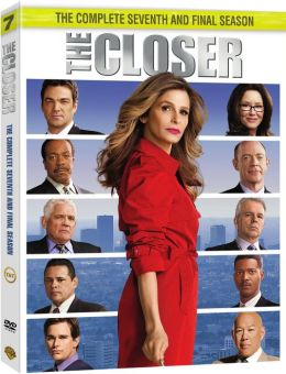 Closer: the Complete Seventh Season
