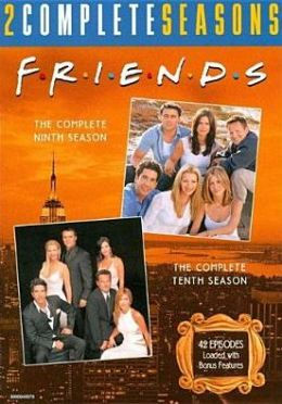 Friends: the Complete Ninth and Tenth Seasons
