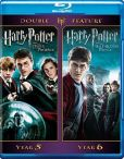 Video/DVD. Title: Harry Potter and the Order of the Phoenix/Harry Potter and the Half-Blood Prince