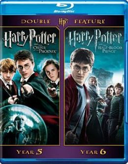 Harry Potter: Years 5 & 6