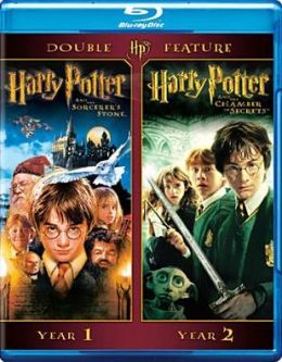 Harry Potter and the Sorcerer's Stone/Harry Potter and the Chamber of Secrets
