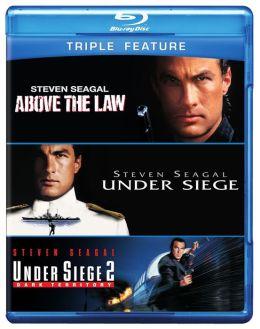 Above the Law/under Siege/under Siege 2