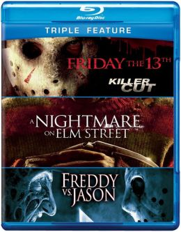 Friday the 13th/Nightmare on Elm Street/Freddy Vs. Jason