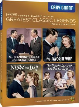 Tcm Greatest Classic Legends Film Collection: Cary Grant