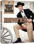 Video/DVD. Title: Maverick: the Complete First Season