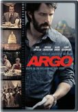 Video/DVD. Title: Argo