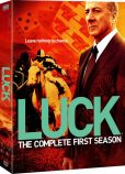 Video/DVD. Title: Luck: the Complete First Season