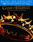 Video/DVD. Title: Game of Thrones: The Complete Second Season