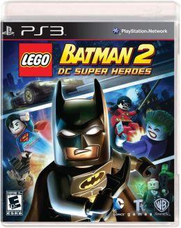 WB Lego Batman 2: DC Super Heroes