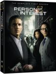 Video/DVD. Title: Person of Interest: the Complete First Season