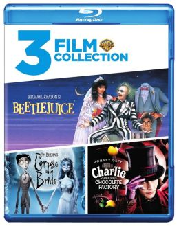 Beetlejuice/Charlie and the Chocolate Factory/Tim Burton's Corpse Bride