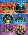 Video/DVD. Title: Teenage Mutant Ninja Turtles Triple Feature