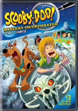 Scooby-Doo: Mystery Incorporated - Spooky Stampede