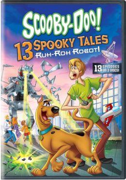 Scooby-Doo: 13 Spooky Tales Ruh-Roh Robot