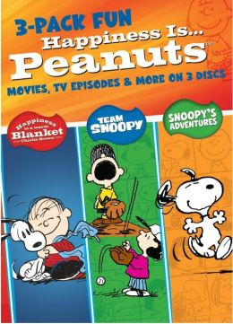 Happiness Is Peanuts (3pc) / (Full)