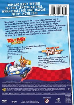 Tom and Jerry: the Movie/the Fast and the Furry