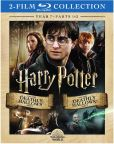 Video/DVD. Title: Harry Potter and the Deathly Hallows, Parts 1 and 2