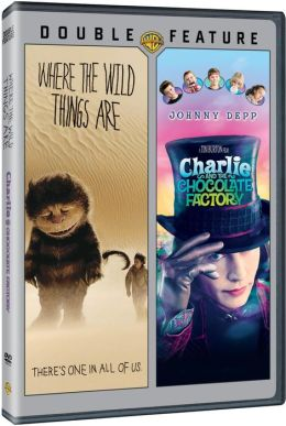 Where the Wild Things Are/Charlie and the Chocolate Factory