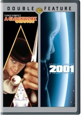 2001: a Space Odyssey/a Clockwork Orange